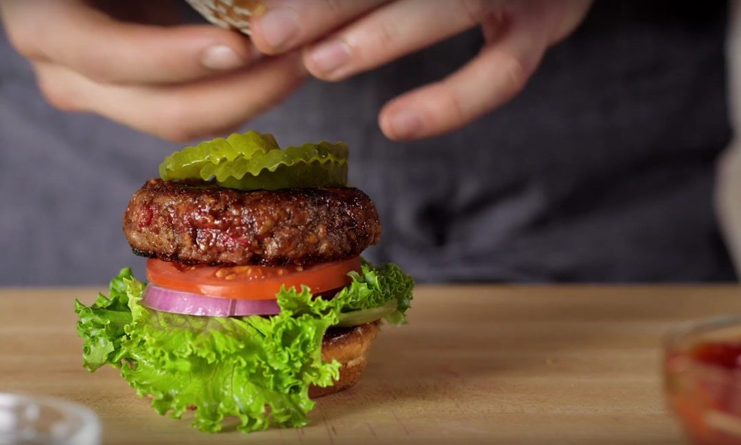 The Impossible Burger is Possible, Says FDA; and Your 5-A-Day