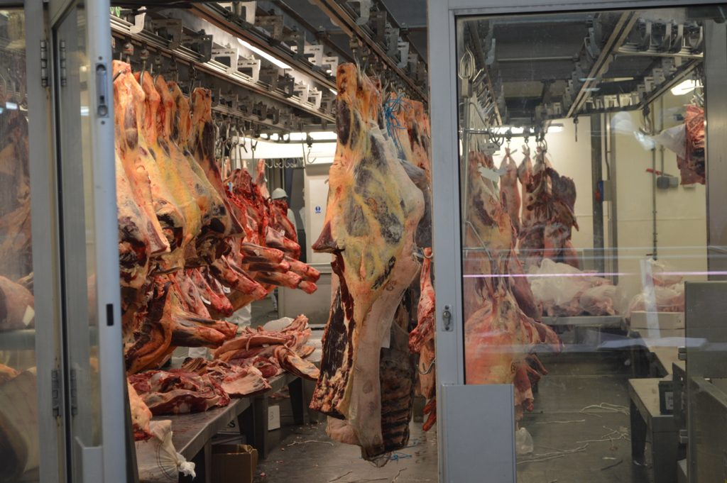 The Meat Lobby's Version of Dietary Recommendations; and Your 5-A-Day