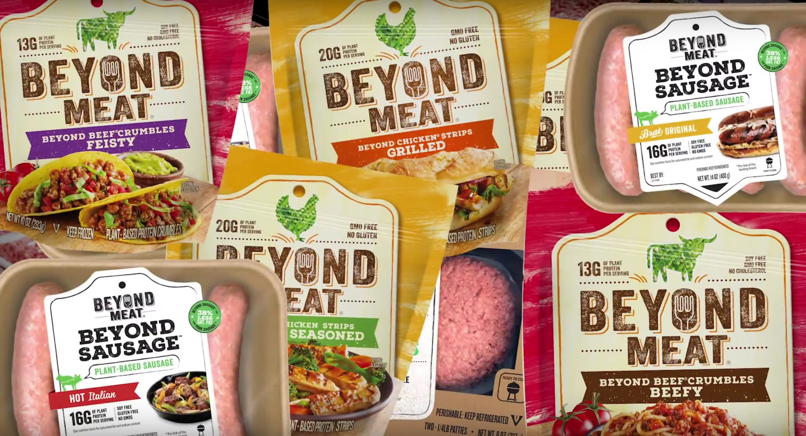 Vegan Meat Company Beyond Meat Nears IPO; and Your 5-A-Day
