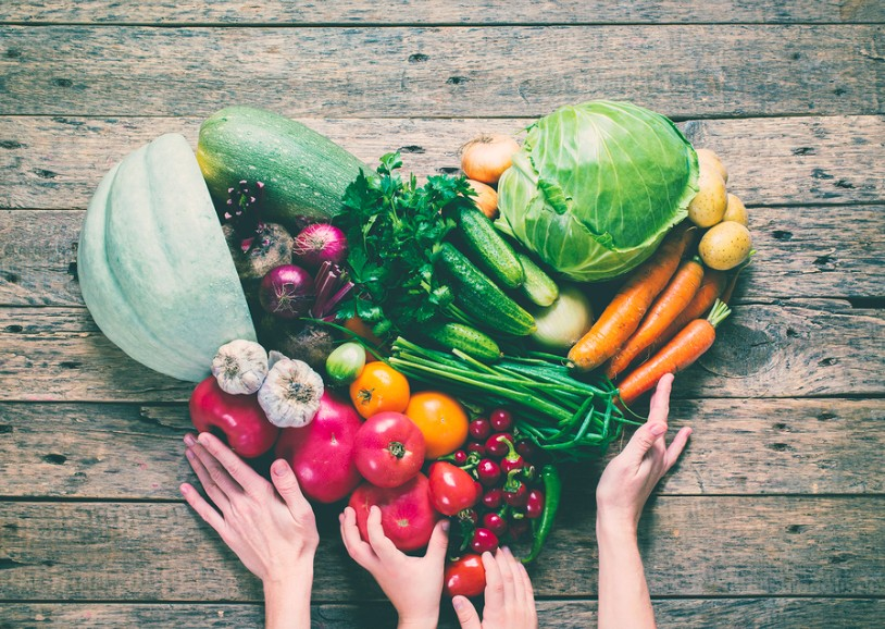 eating organic outside of the food system