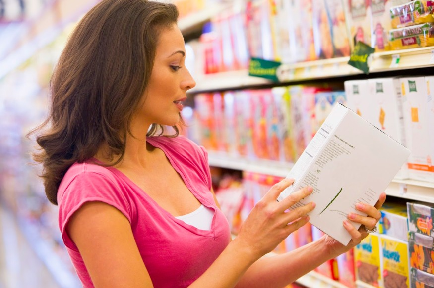food labeling and nutrition marketing
