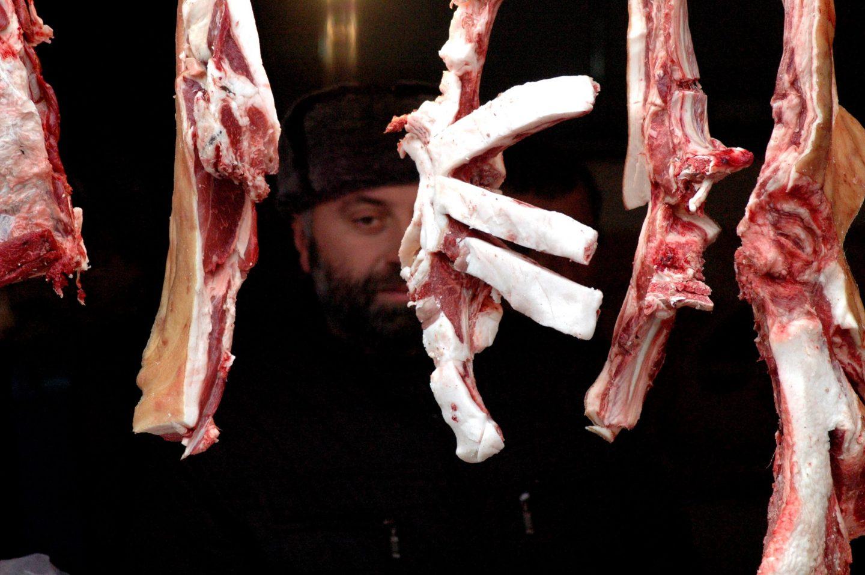 butcher shop meat