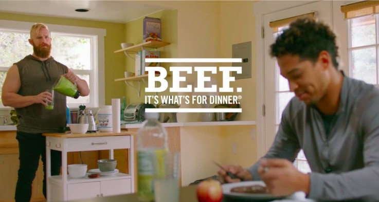 cattlemen's beef board social media