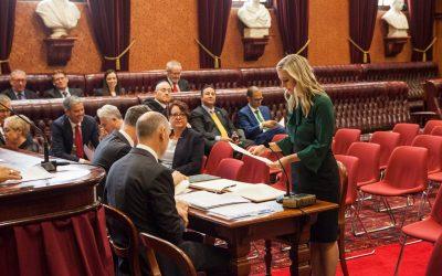 Australia Swears in Third Vegan Activist to State Parliament