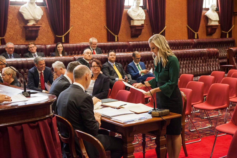 Emma Hurst Parliament