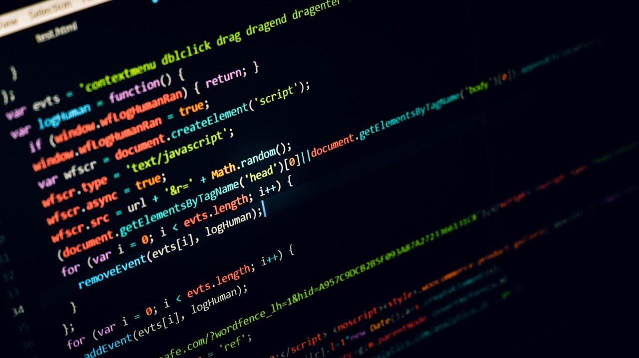 hacker code screen