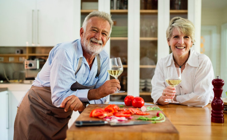 Plant-Based Diet: How Eating Well Can Keep You Young