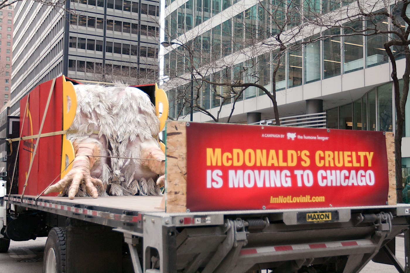 McDonald's Continues to Ignore its Lackluster Chicken Welfare Policies