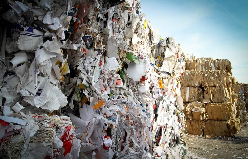 The World's Recycling System Is Failing