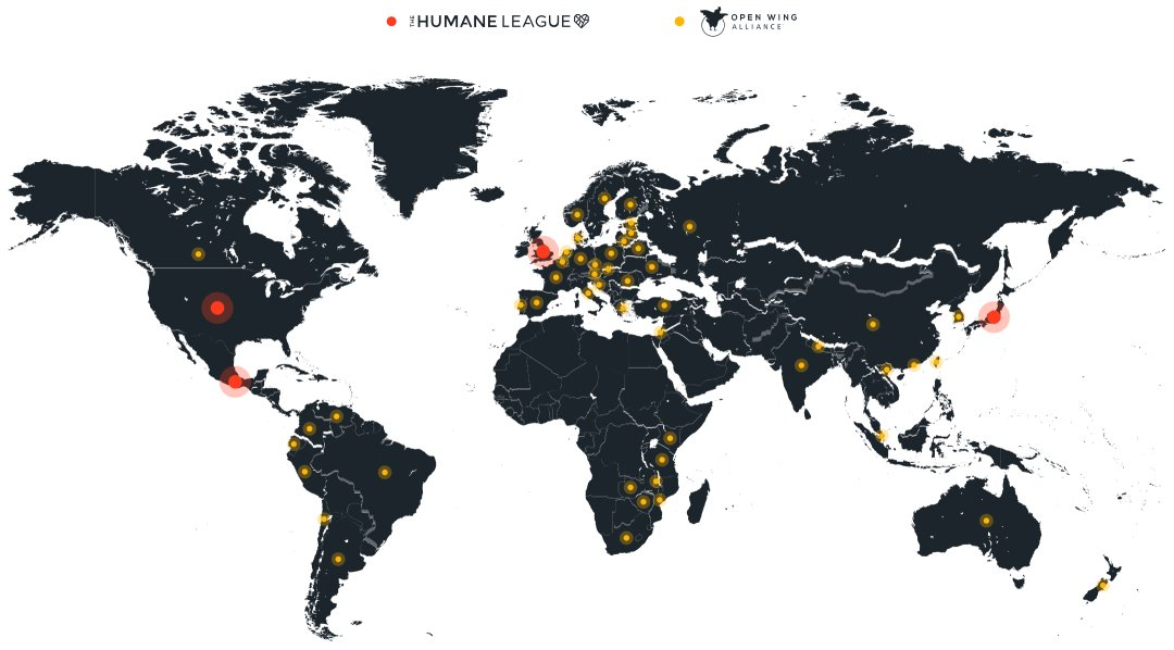 Open Wing Alliance THL map
