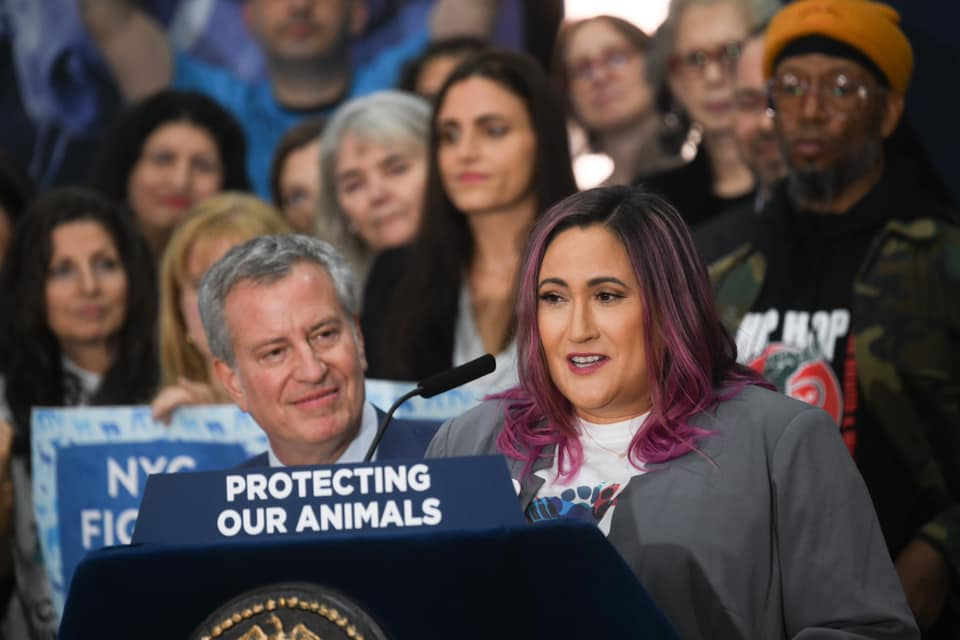 Voters For Animal Rights: Creating a More Compassionate New York