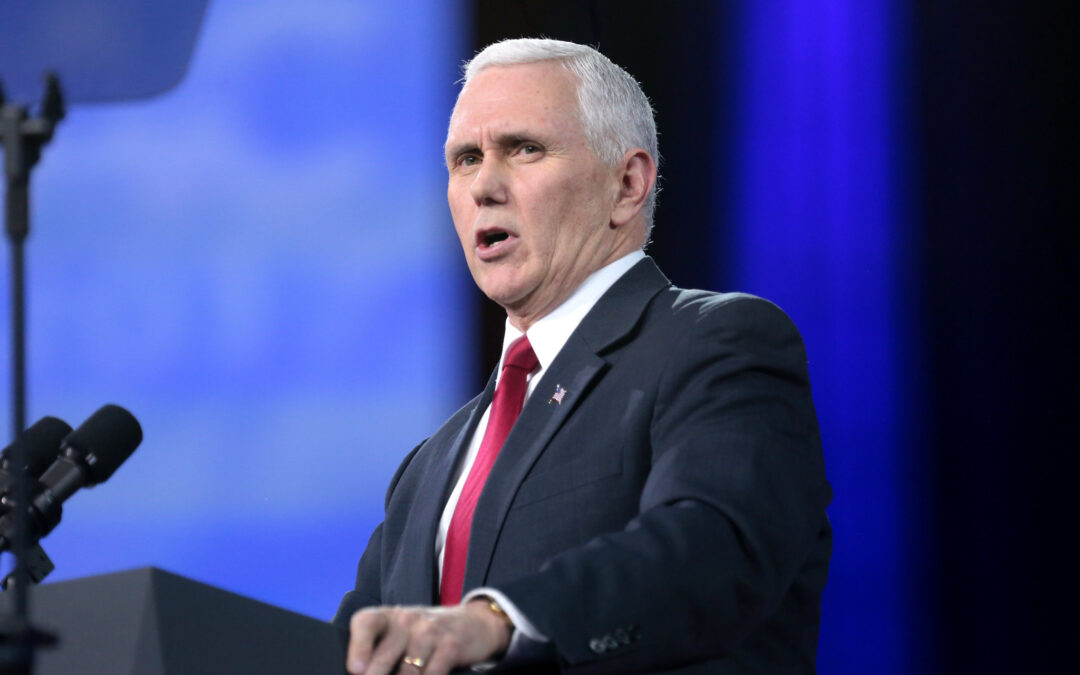 How Vice President Pence Is Exposing the Sexual Politics of Meat