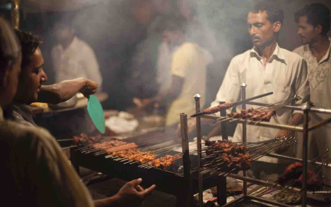In Veg-Friendly India, Meat Consumption Is on the Rise
