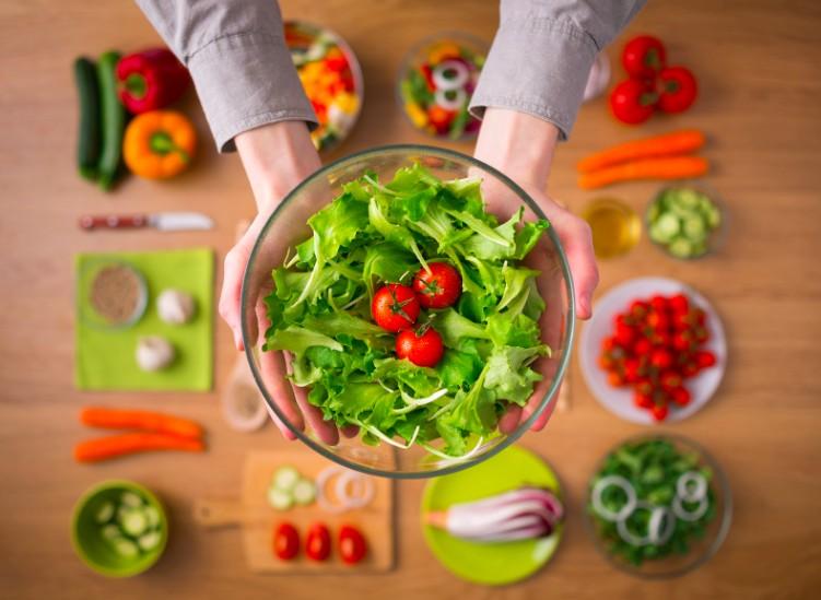 being a vegan benefits health