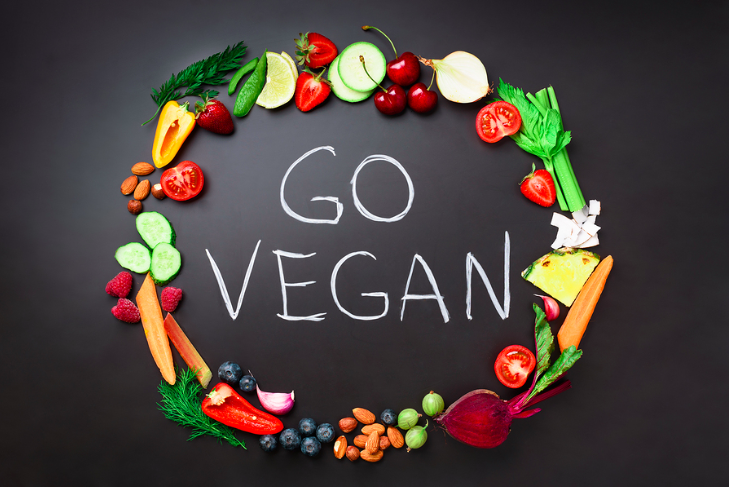 why you should go vegan