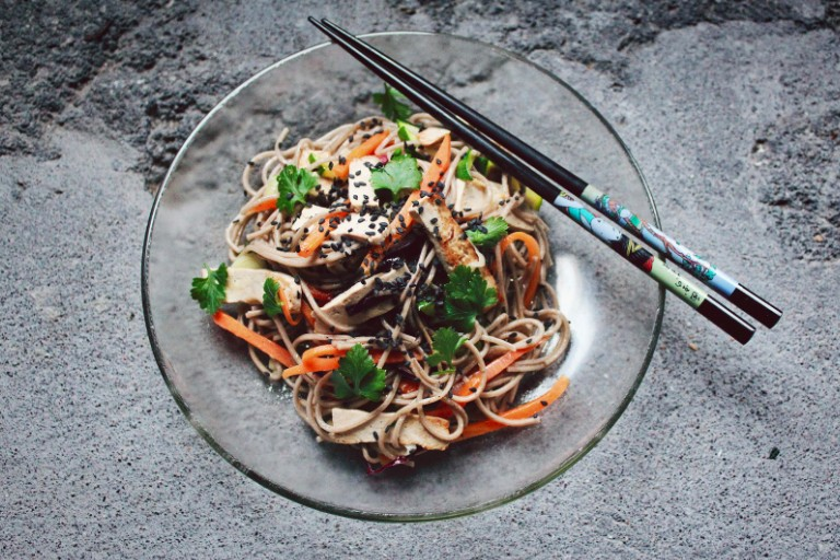 tofu as protein for a vegetarian