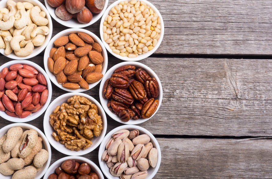 best vegan snacks for energy