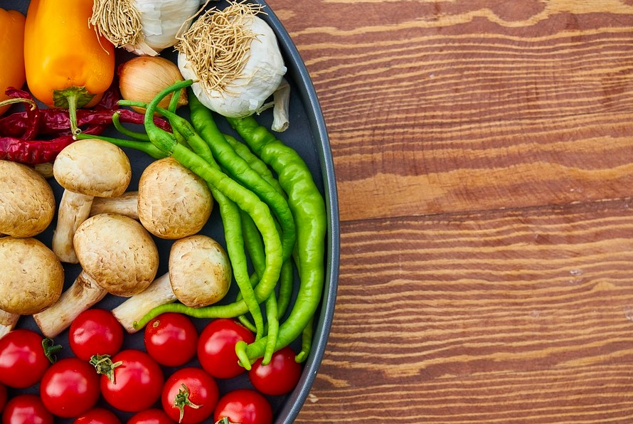 health benefits veganism