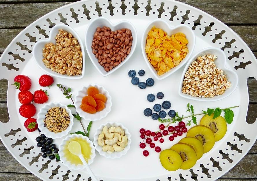 healthy vegan snacks