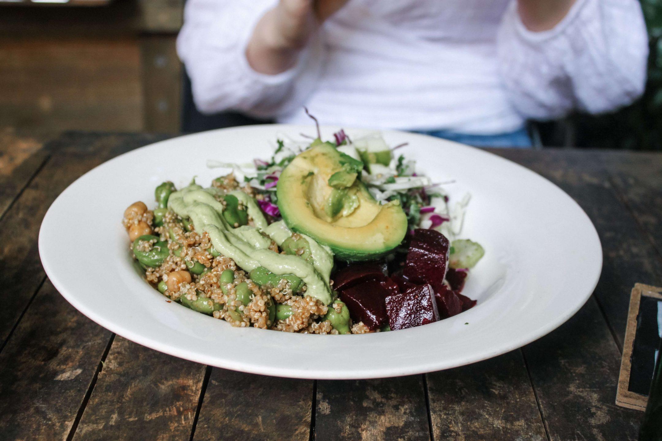 veggie dish vegan